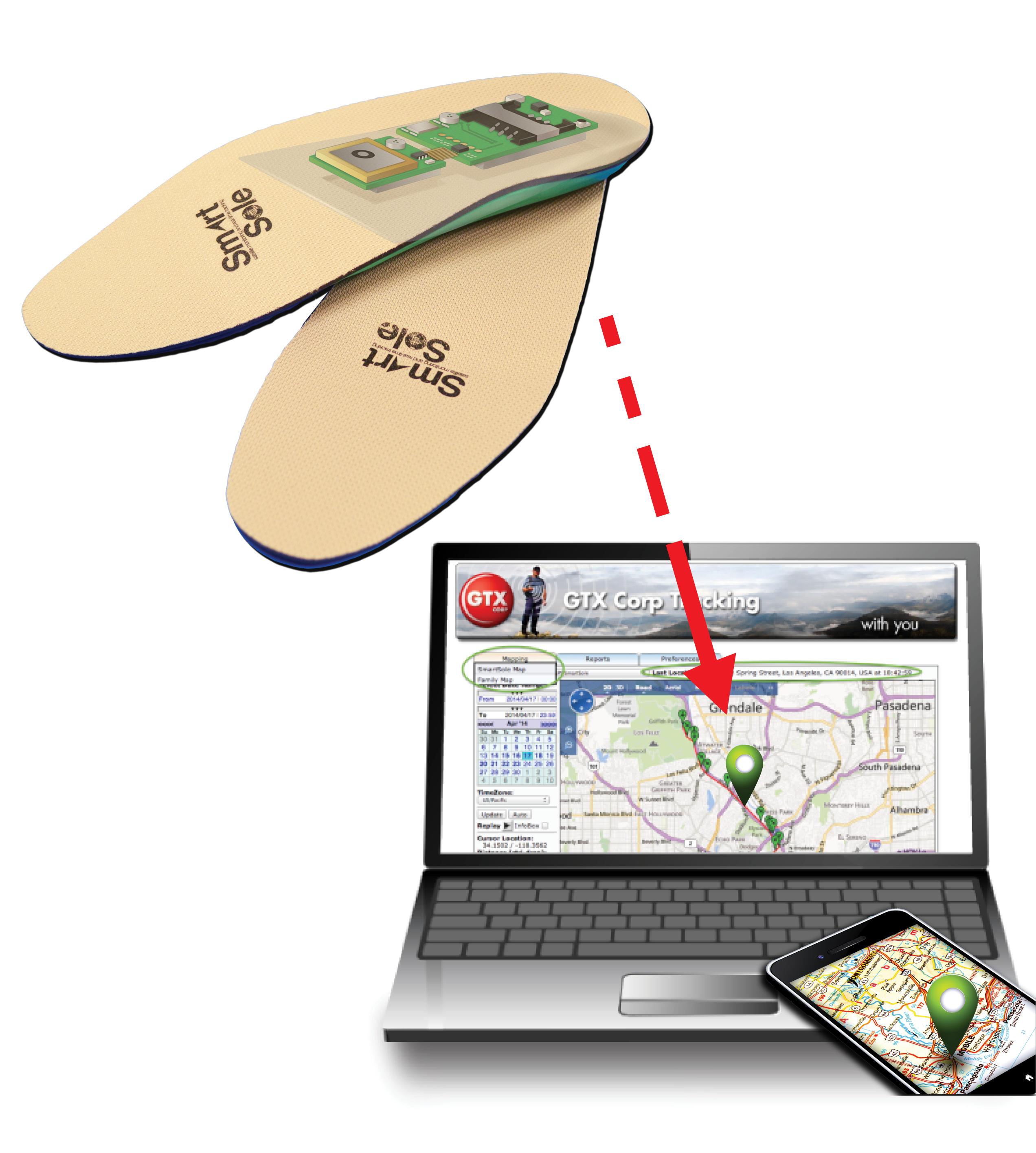 GPS SmartSole® Media & Photo Gallery