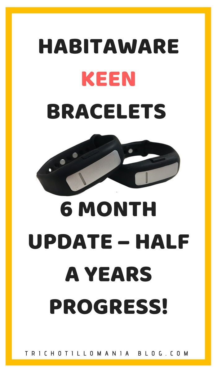 HabitAware Keen Bracelet 6 Month Update – Half a Years ...