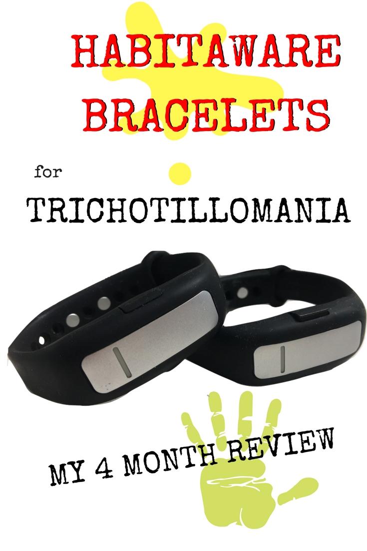 HabitAware Keen Bracelets for Trichotillomania - 4 Months ...