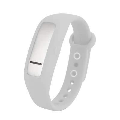 HabitAware Keen Wristband - WHITE