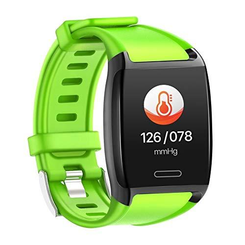 HalfSun Activity Sports Bracelet Watch - GREEN