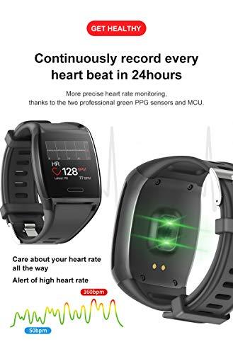 HalfSun Fitness Tracker, Activity Tracker Fitness Watch ...