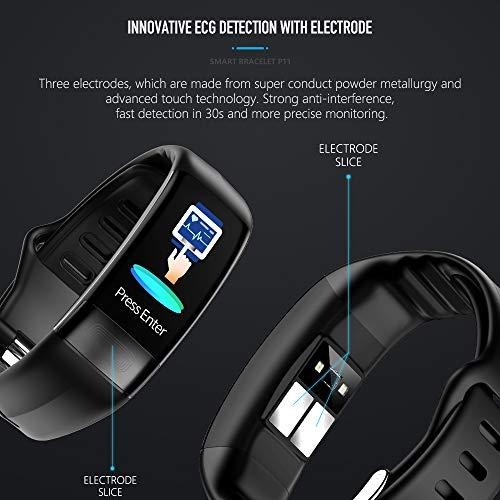 HalfSun Fitness Tracker, Activity Tracker Smart Bracelet ...
