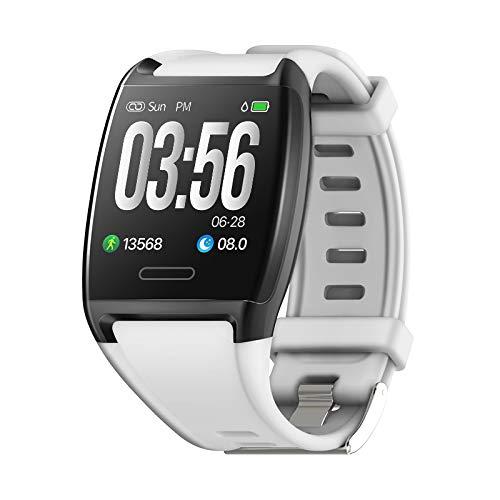 HalfSun Fitness Watch- WHITE