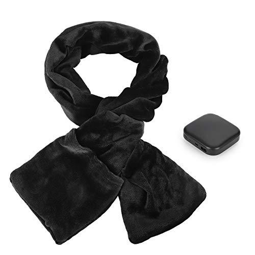 Heated Scarf USB Heat Shawl Electric Warm Neck Wrap