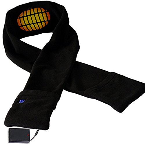 Heated Scarf with Neck Heat Pad
