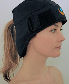 Icekap Therapeutics Inc. Cooling and Warming Compress cap ...