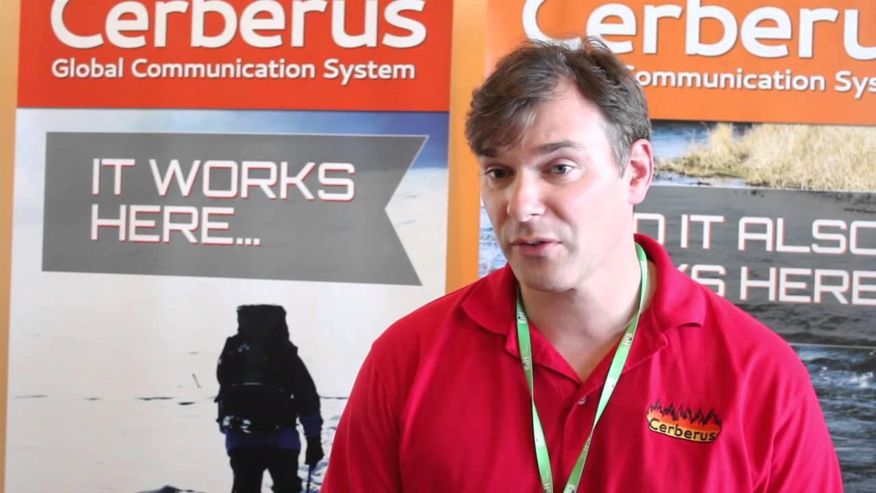 Iridium Partner Product Demo - Briartek Cerberus - YouTube