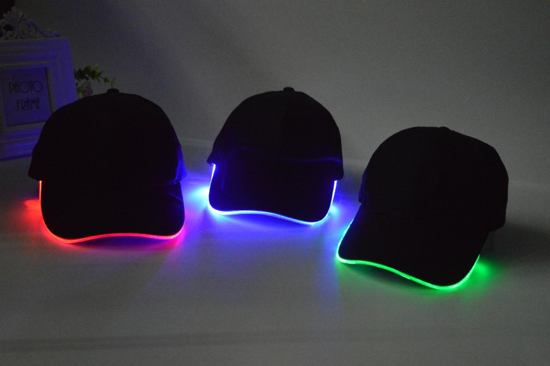 LED Caps – THE LED LIGHT UP STORE : Global Family Products