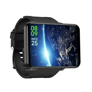 LEMFO LEMT 2.86-inch Heart Rate Pedometer 4G Smart Watch ...