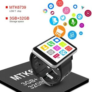 LEMFO LEMT 4G Game Smart Watch 2.86 inch Big Screen ...