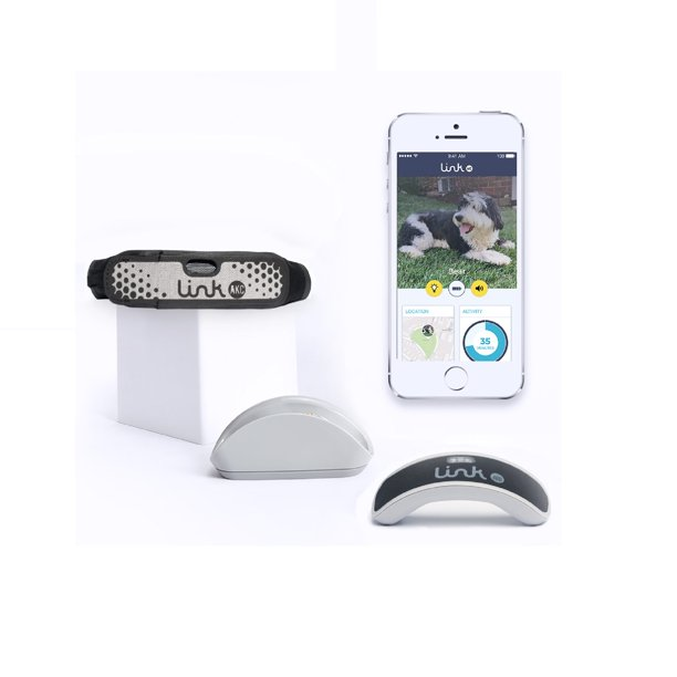 Link Plus Smart Dog GPS Tracker - Sport Model - Activity Tracker, Waterproof