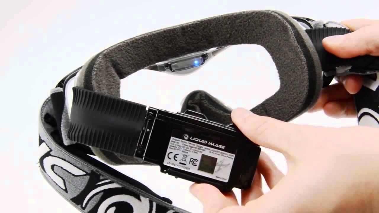 Liquid Image Torque HD Video Goggles In depth Tutorial on ...