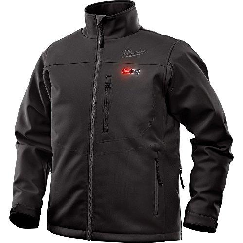 Milwaukee Heated Jacket M12 12V - BLACK