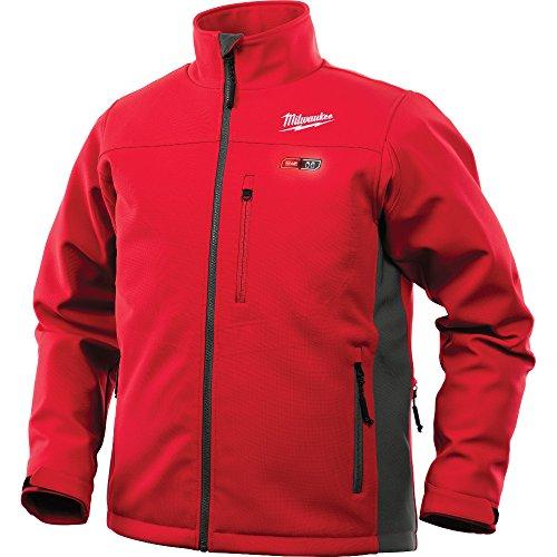 Milwaukee Heated Jacket M12 12V - RED