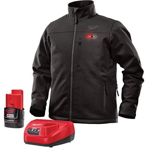 Milwaukee Jacket KIT M12 12V - BLACK