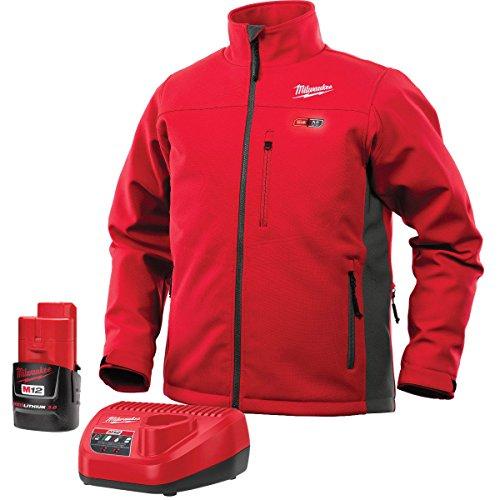 Milwaukee Jacket KIT M12 12V - RED