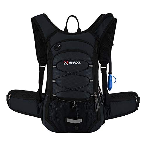 MIRACOL Hydration Backpack 2L - GREY