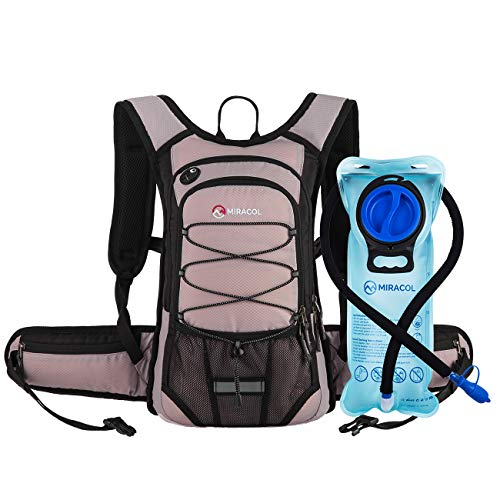 MIRACOL Hydration Backpack 2L - PASTEL VIOLET