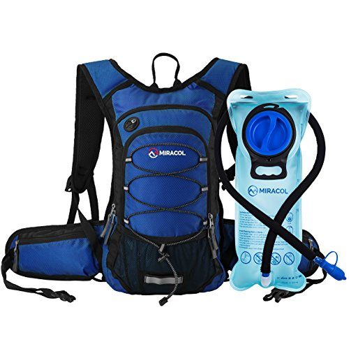 MIRACOL Hydration Backpack 2L - PURE BLUE