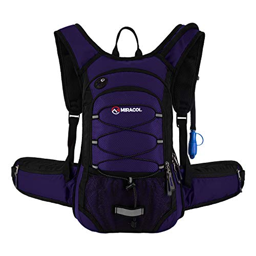 MIRACOL Hydration Backpack 2L - PURPLE