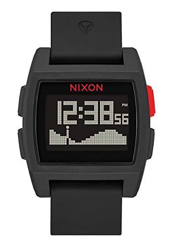 NIXON Base Tide A1104 - Black/Red