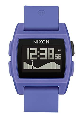 NIXON Base Tide A1104 - Purple Resin