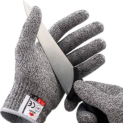 NoCry Cut Resistant Gloves - LARGE