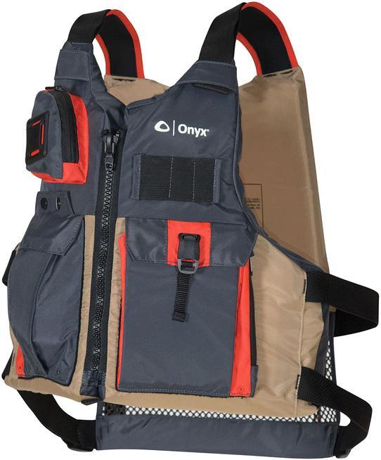Onyx Kayak Fishing Life Jacket – Fishing Online