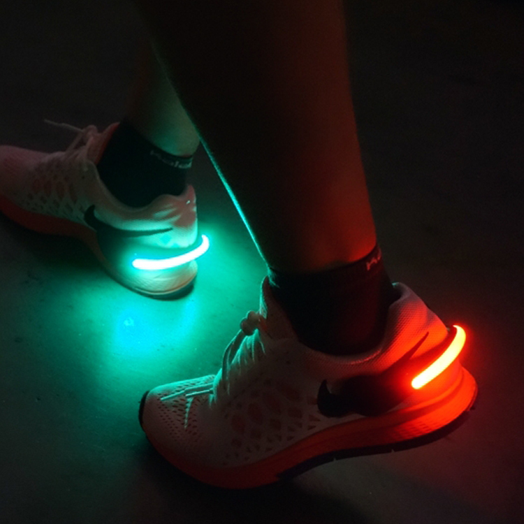 Outdoor Led Shoe Flashing Clip Light - Buy Led Shoe Light ...