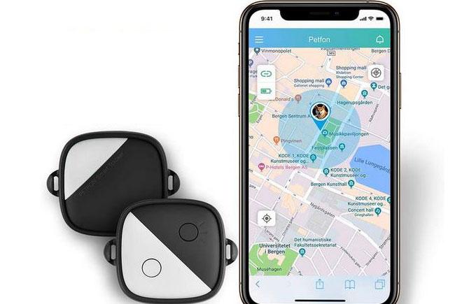 PetFon Pet GPS Trackerwith App Control