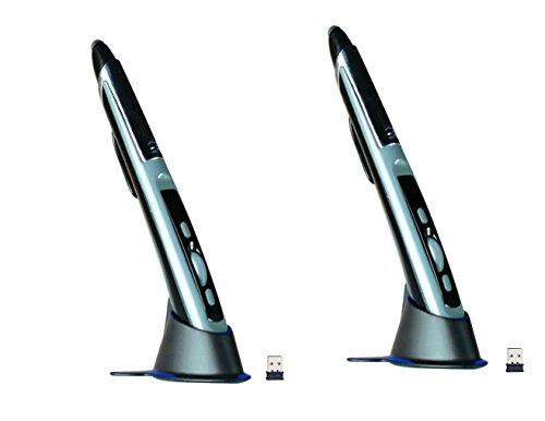 Pocket Mouse (2-Pack) Digital Pen Mouse & Stylus