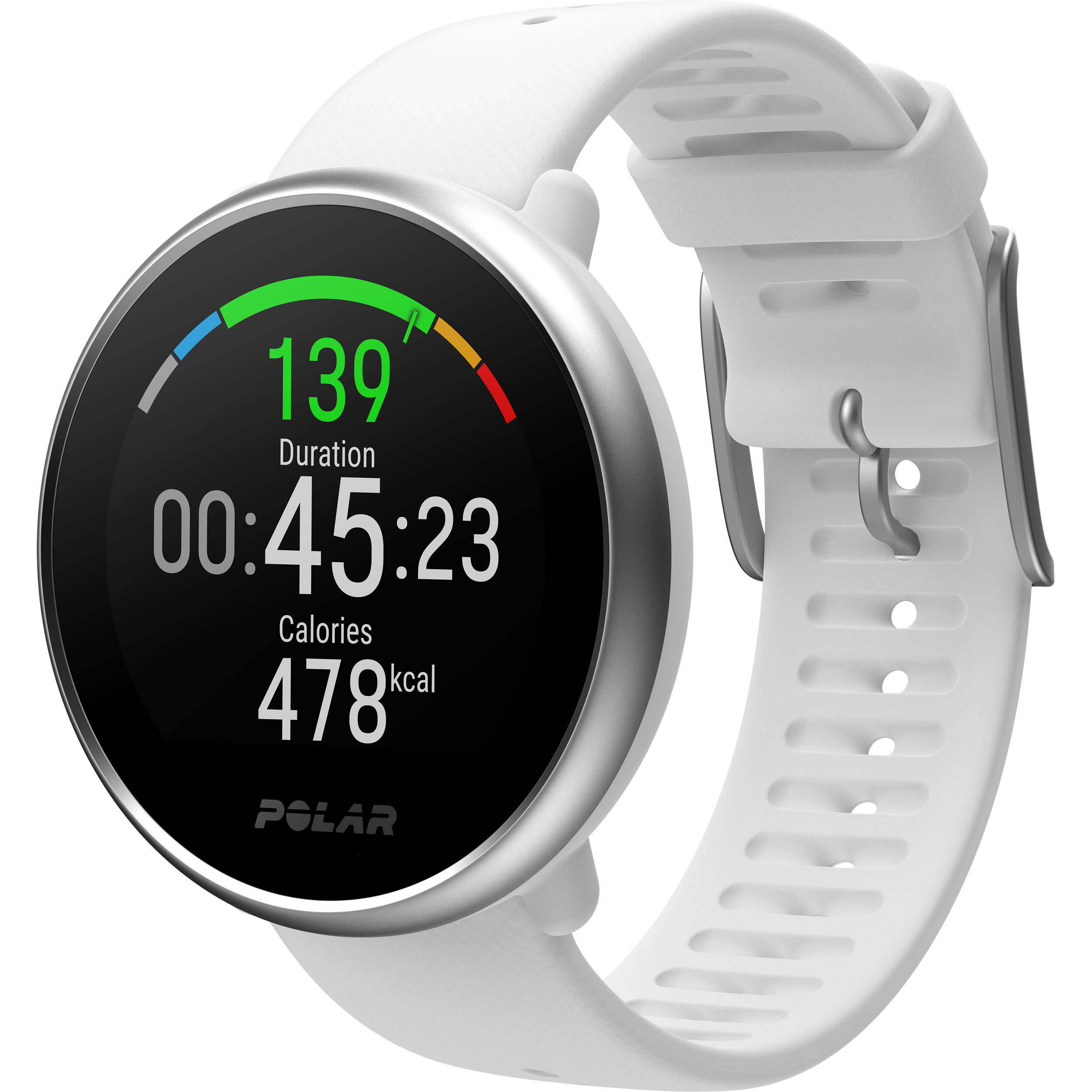 Polar Ignite GPS Fitness Watch with Heart Rate Monitor ...