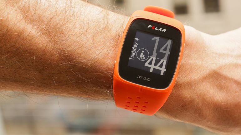 Polar M430 first take review: It's an Olympic coach for ...