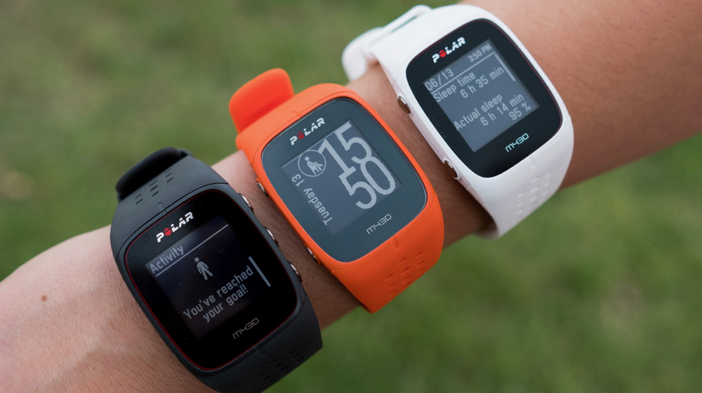 Polar M430 Fitness Tracker Review: A GPS Watch That Can ...