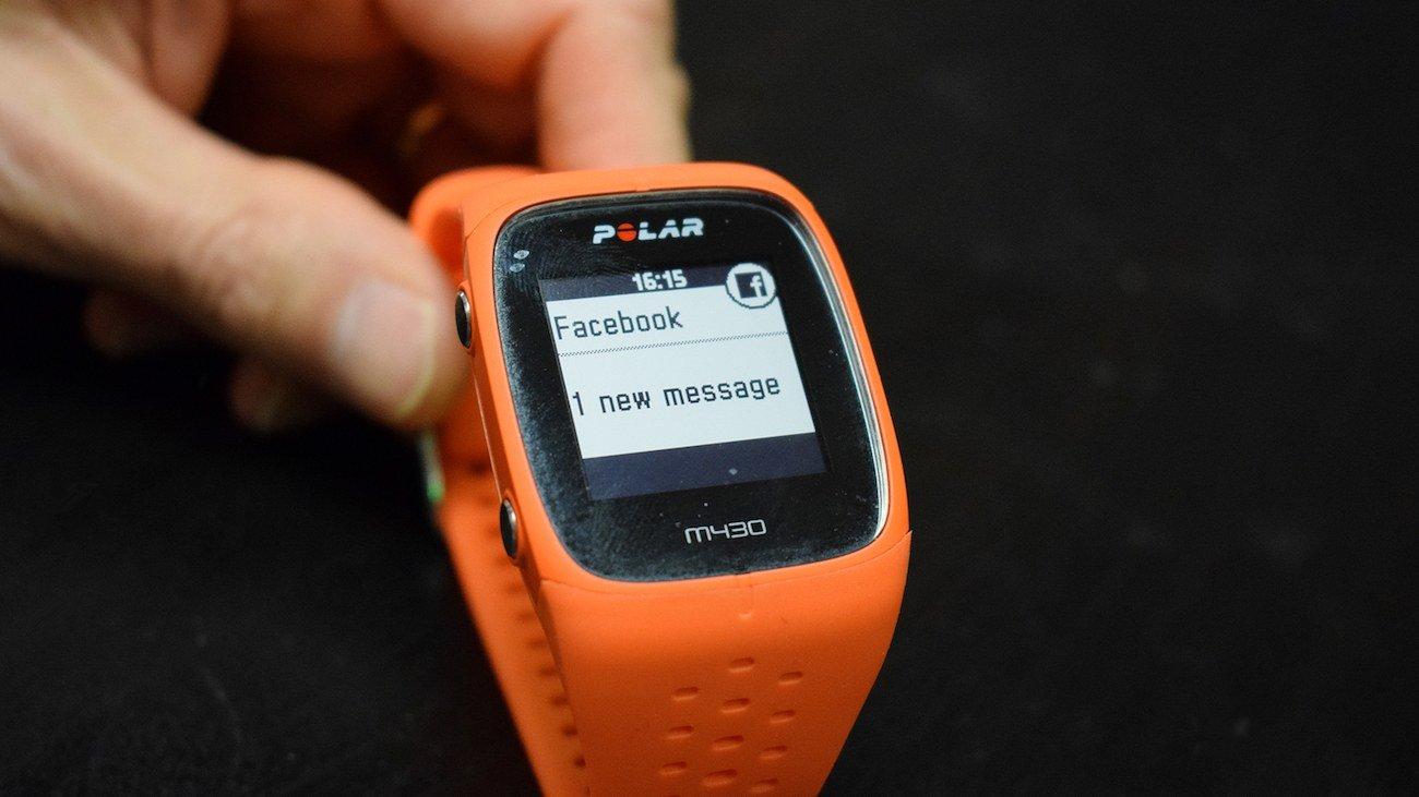 Polar M430 GPS Running Watch » Gadget Flow