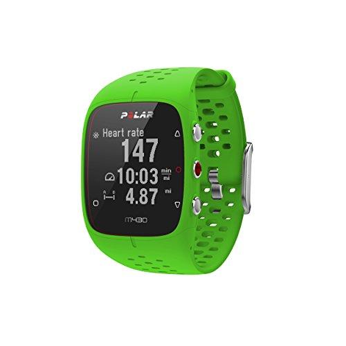 POLAR M430 GPS Running Watch - GREEN