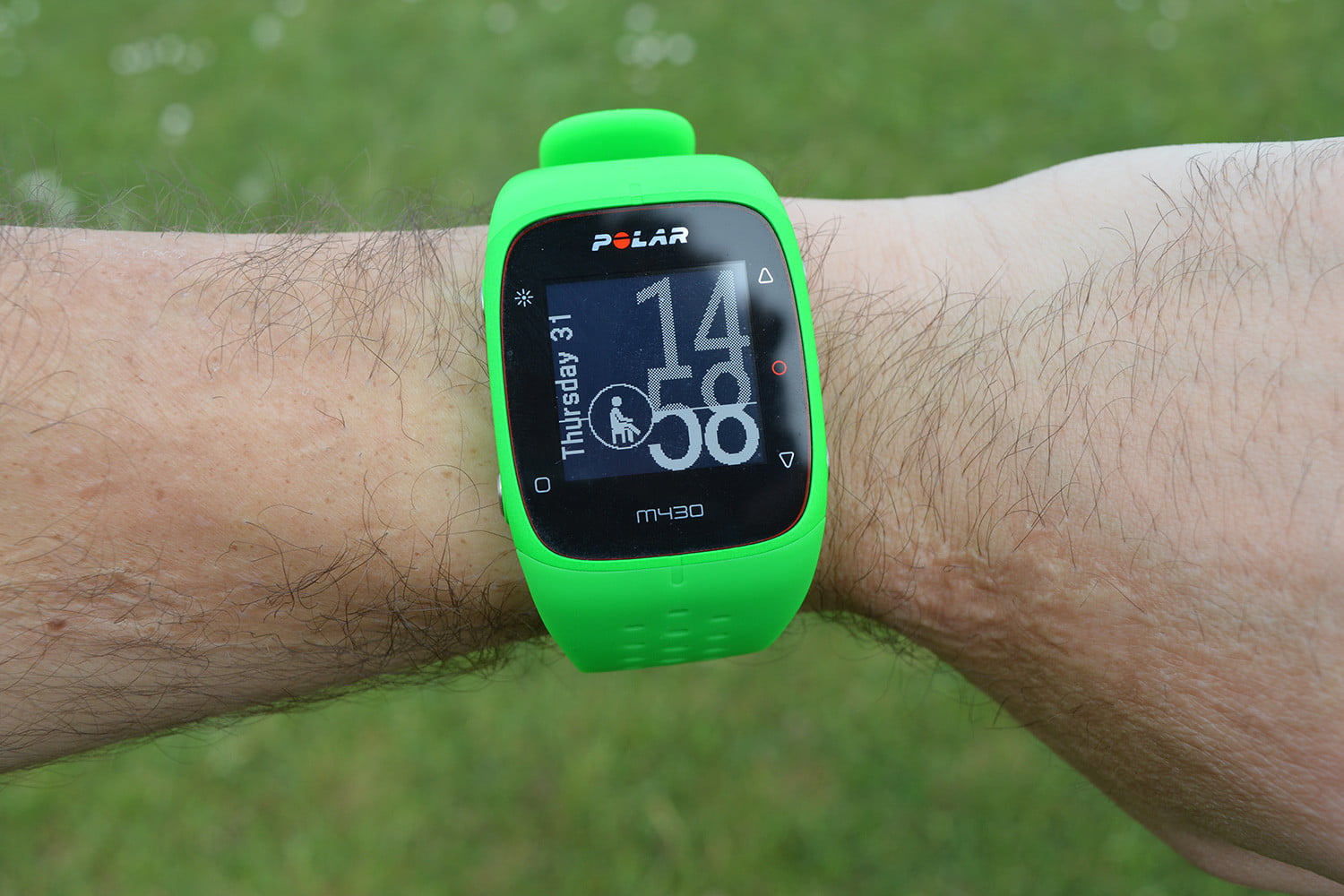 Polar M430 Review: Fitness Substance Over Smartwatch Style ...