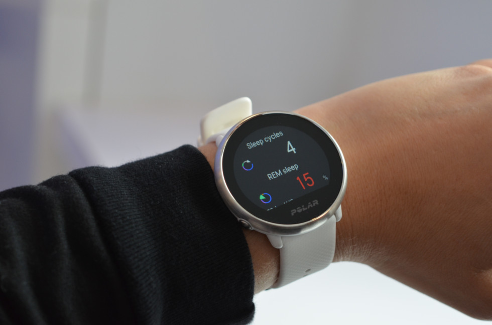 Polar's Ignite Smartwatch Personalizes Training and ...