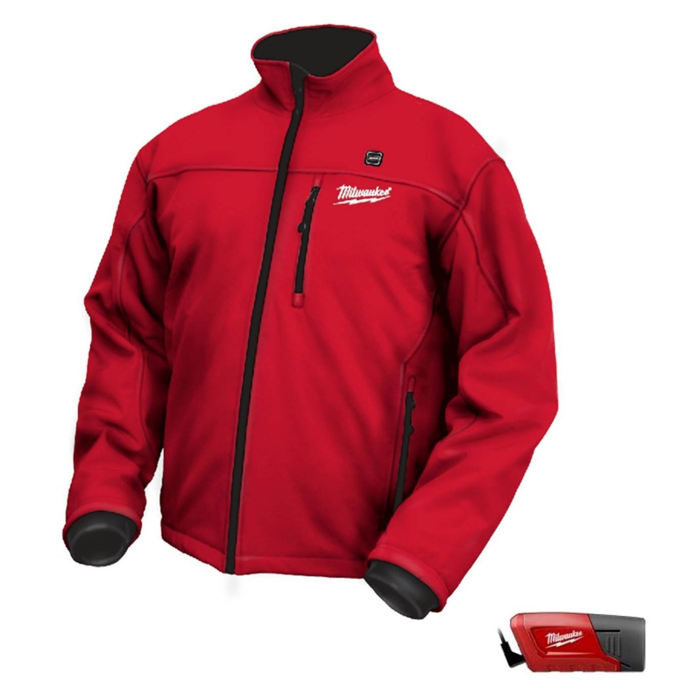 Power Up For 8 Hours With Milwaukee's M12 Heated Jacket ...
