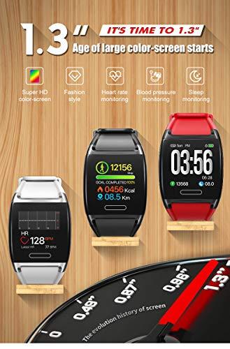 PUBU Fitness Tracker, Activity Tracker Watch with Heart ...