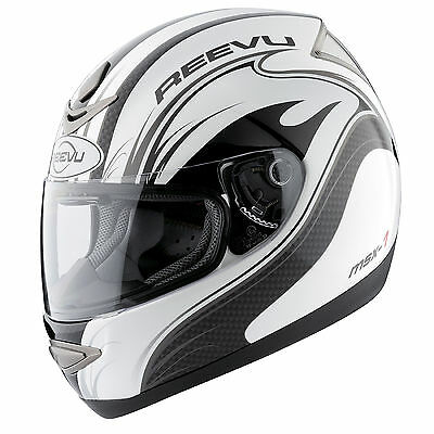 REEVU MSX-1R Graphic DOT Motorcycle Helmet ALL SIZES