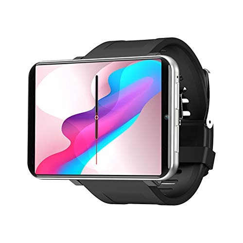 Refly 4G Smart Watch - 2.86 Inch Screen Android 7.1 3GB+32GB 5MP Camera 2700mAh Battery Smartwatch for Men