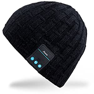 Rotibox Outdoor Bluetooth Beanie Hat - Warm Music: Amazon ...