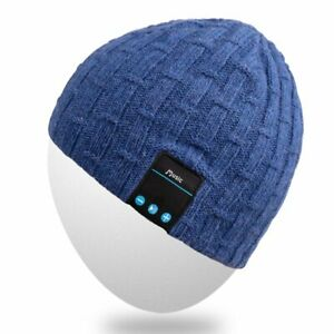 Rotibox Uni Bluetooth Beanie Hat Trendy Soft Warm Audio ...