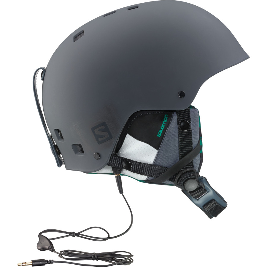 Salomon Brigade Audio Helmet | Backcountry.com