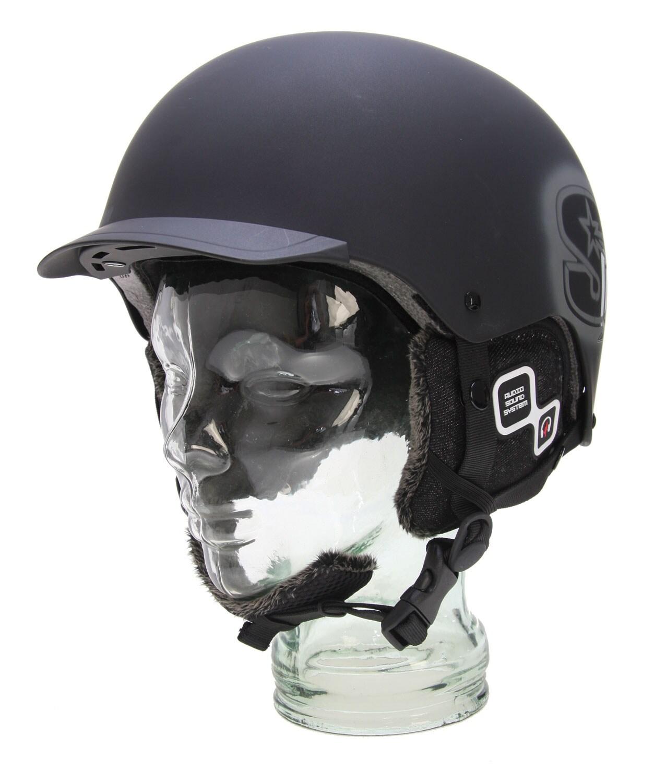 Salomon Brigade Audio Snow Helmet