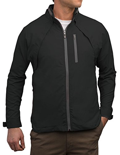 SCOTTeVEST Tropiformer Jacket - BLACK