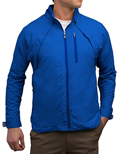 SCOTTeVEST Tropiformer Jacket - BLUE