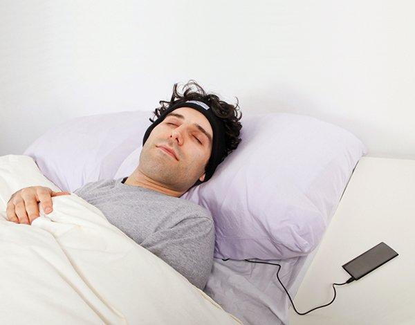 SleepPhones: Look Silly, Sleep Well - Technabob